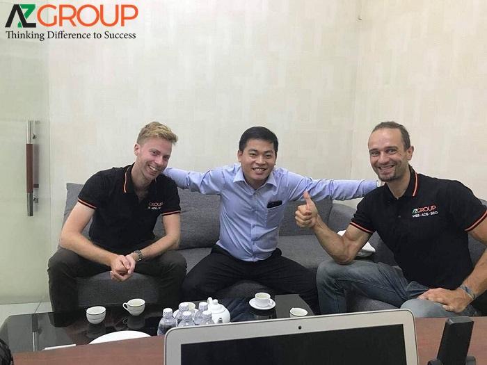 AZGROUP mang đến cho bạn sự hài lòng trọn vẹn khi thiết kế website tại Nha Trang