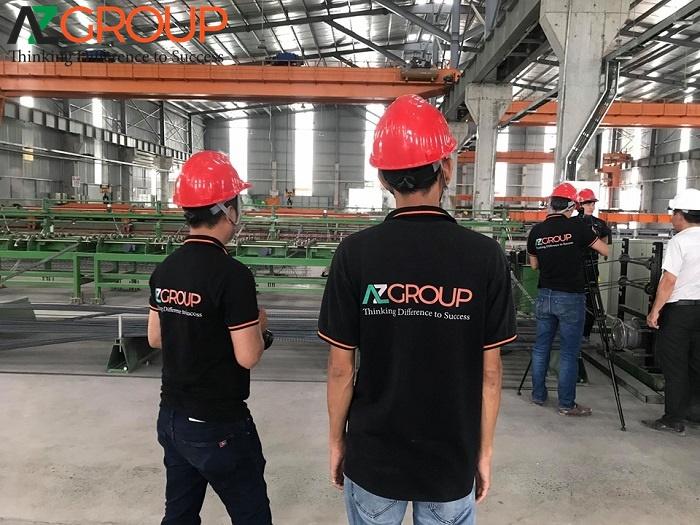 Về chúng tôi - Công ty cổ phần dịch vụ AZGroup