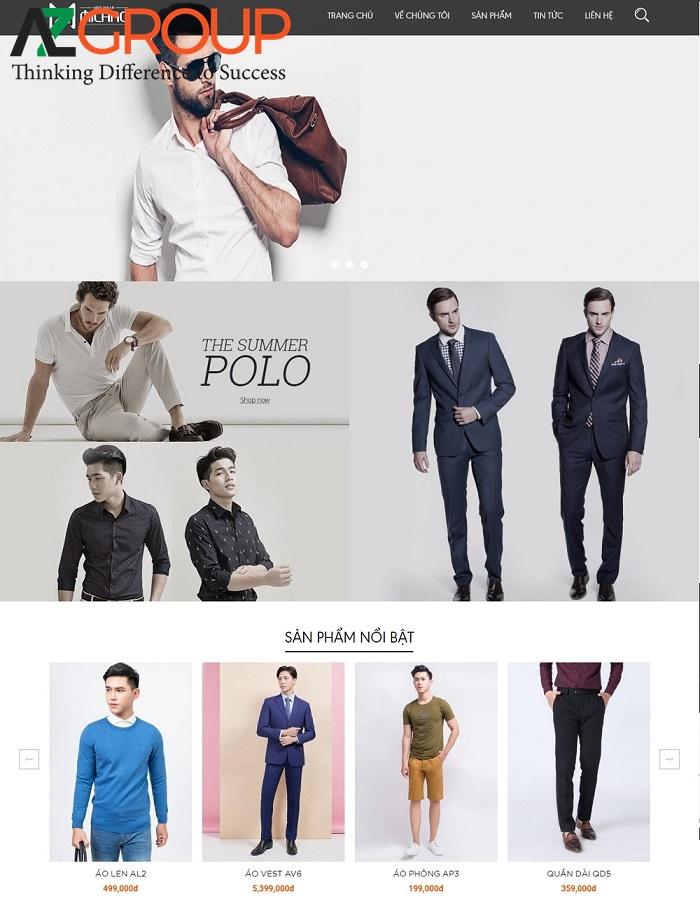 Lợi ích của việc thiết kế website thời trang