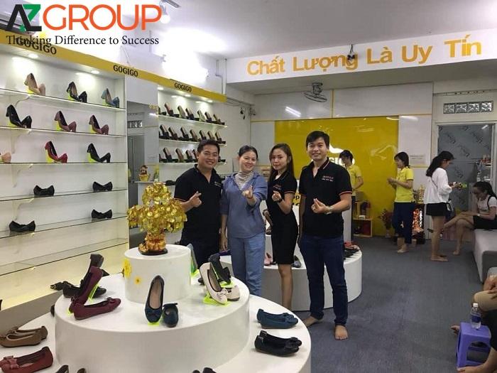Đội ngũ nhân viên chuyên nghiệp tại AZGroup