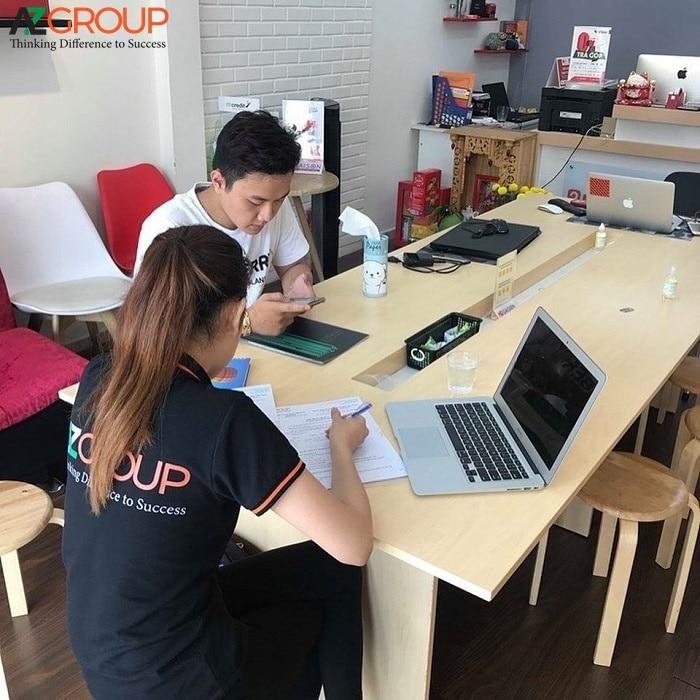 Dịch vụ thiết kế website Yên Bái của AZGROUP