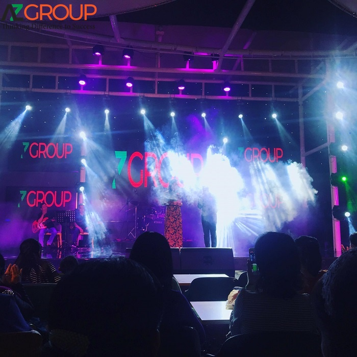 Công ty tổ chức sự kiện AZGroup