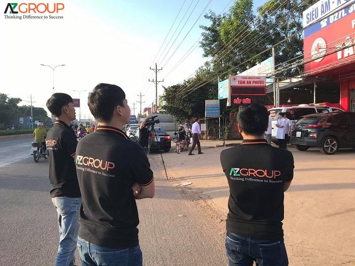 Công ty truyền thông AZGROUP
