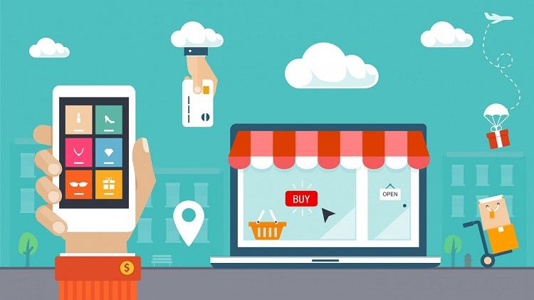 Kết hợp bán hàng đa kênh khi làm dịch vụ Marketing Online