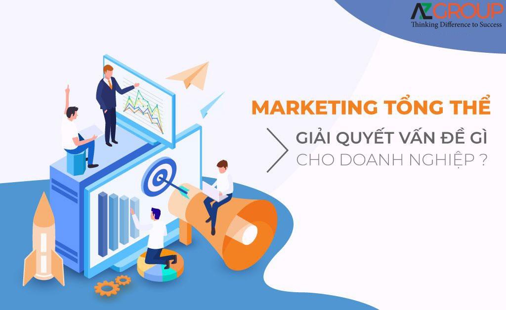 Tại sao nên sử dụng dịch vụ Marketing Online