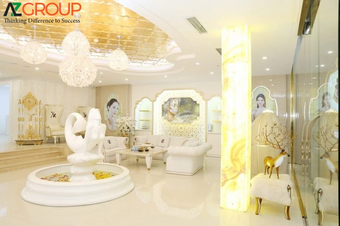 Beauty salons are very popular in Vietnam-1