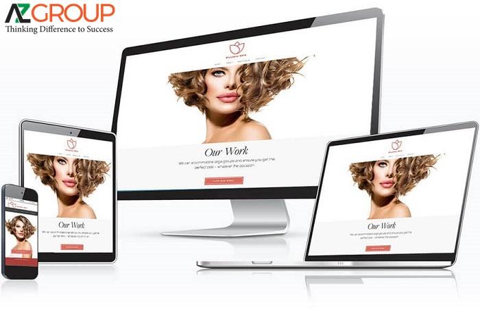 How will salon website care services help the salon website?