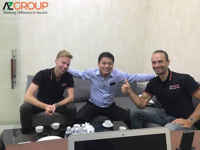 AZGROUP - App Design in Lao Cai