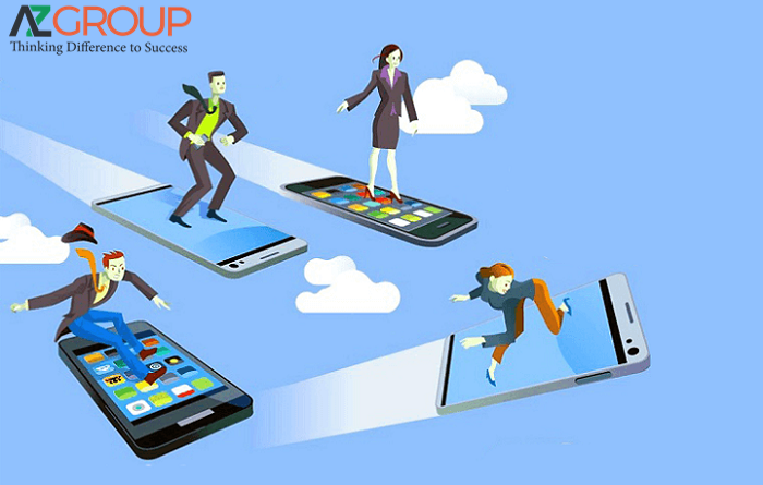 Why you should choose the App design services of AZGROUP?