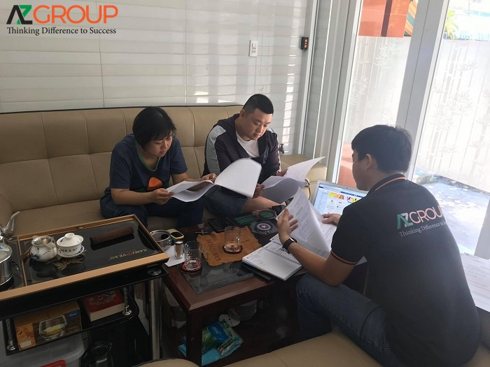 Why should choose app design service in Hanoi of AZGROUP?