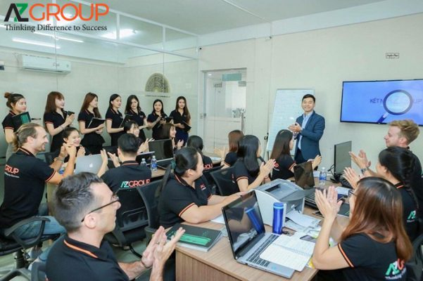 Consulting and training marketing for beauty salon