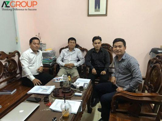 Website design service in Thai Binh