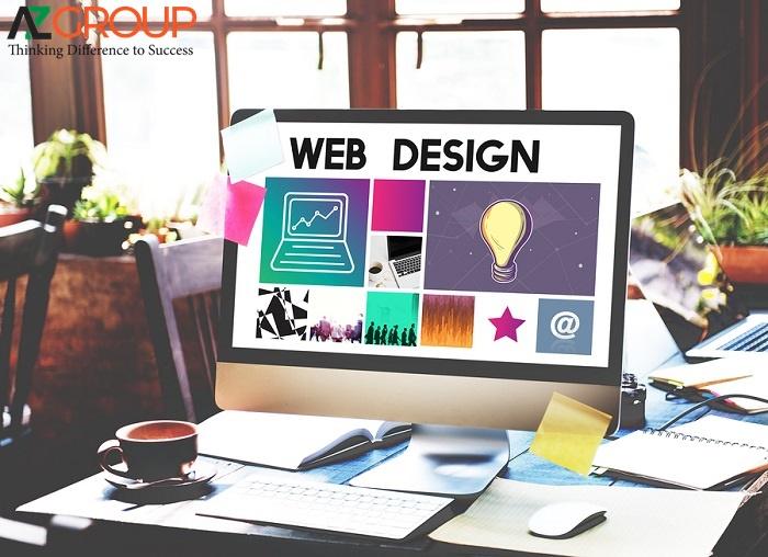 Why should you choose website design at AZGroup?