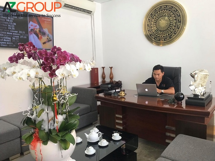 The benefits when choosing AZGROUP - Website Design in Binh Dinh