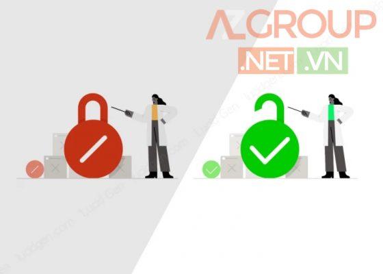 AZGROUP – nhận kháng tài khoản quảng cáo Facebook